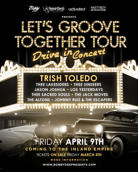 Tickets Express | Let's Groove Together